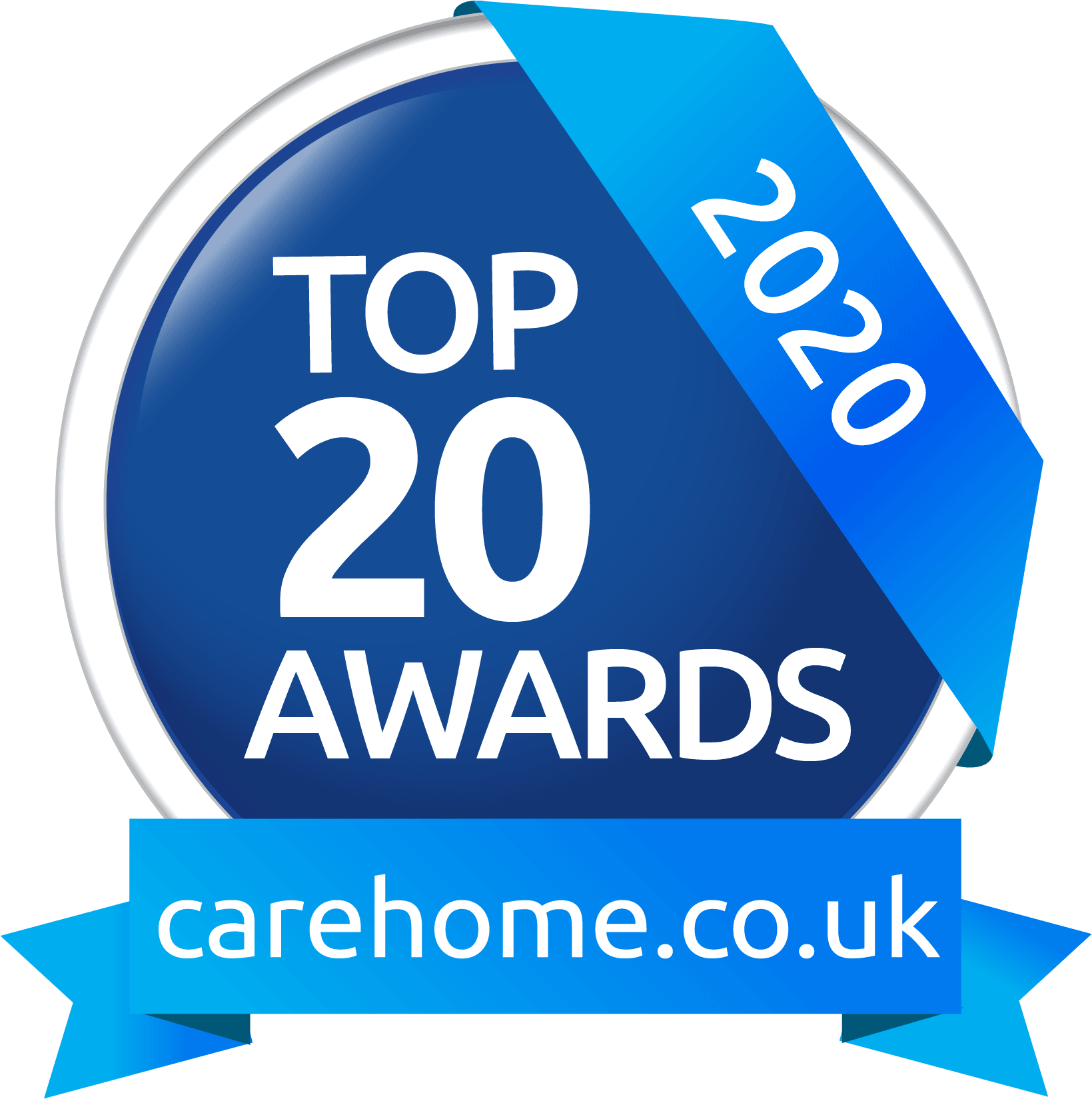 carehome.co.uk 2020 - Top 20 Awards