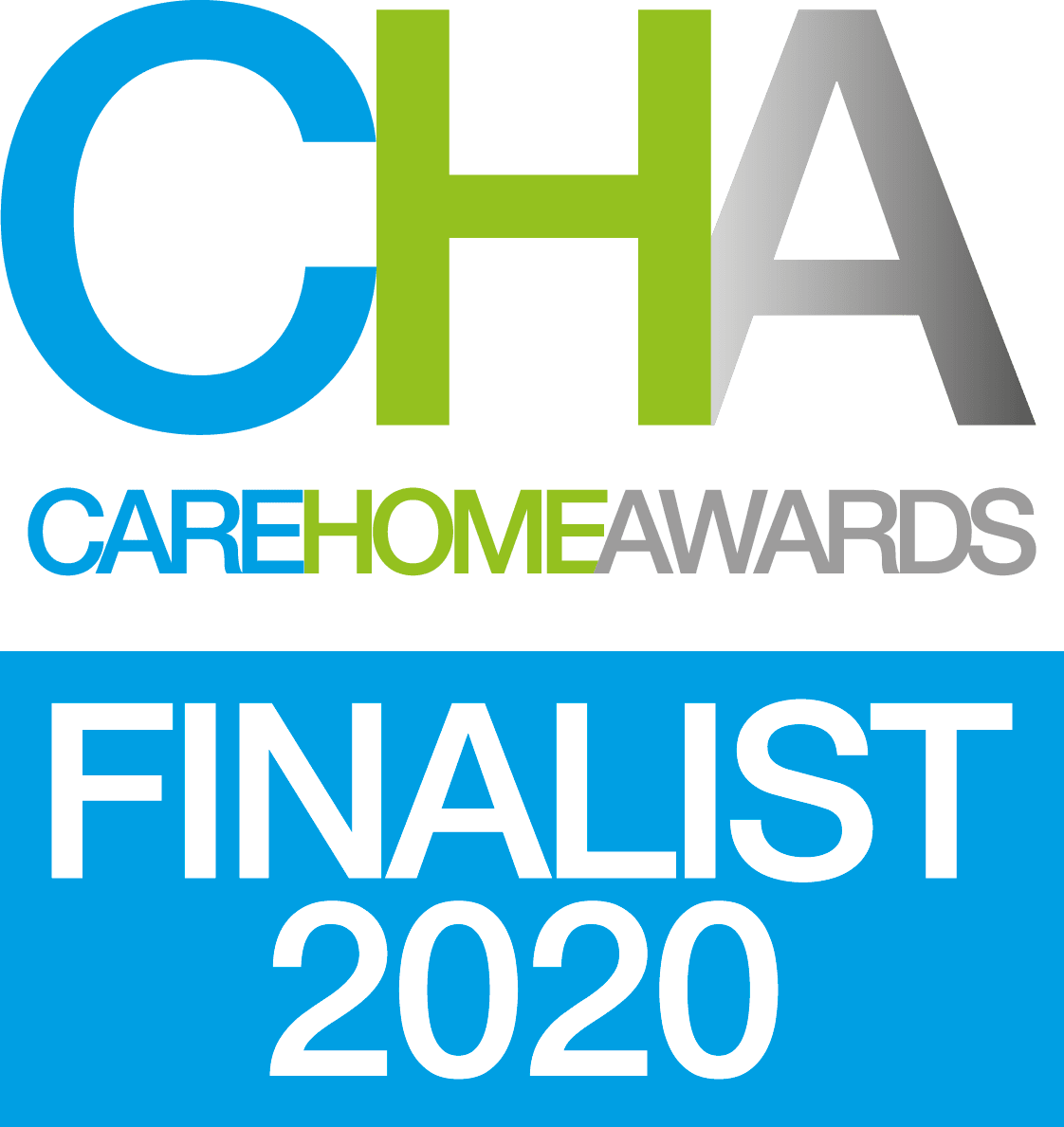 Care Home Awards 2020 - Finalist